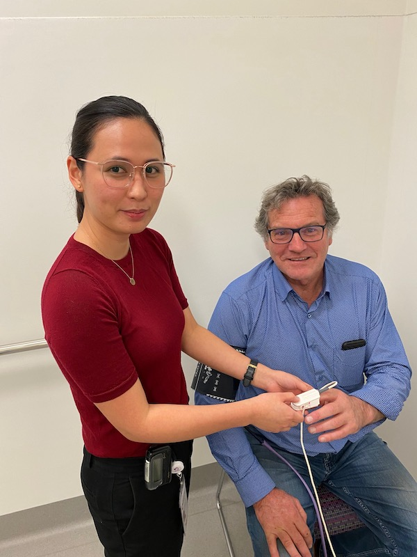 Peter Younis is the eighth patient in the world to try new monotherapy drug Zanubrutinib for Waldenstroms Macroglobulinemia.